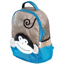 Toddler backpack / Animal Backpack/ School Backpack / Kid's Backpack / Monkey - $29.99