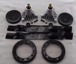 """Craftsman 42"""" Riding Mower Deck Rebuild Kit New 130794 134149 138971 173436 - $104.33"""