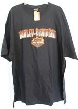 2012 BARB'S Harley Davidson Philadelphie Pa T-Shirt Hommes 3XL XXXL Noir... - $17.51