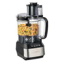 Stack and Snap 12 Cup Food Processor Black - $98.00