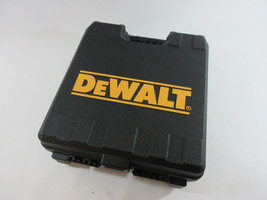 Dewalt Hard Plastic Carry Case for 16-Gauge Air Nailer Gun Fits DWFP71917 - $32.62