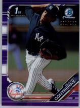 2019 Bowman Chrome Prospects Purple Refractor Baseball You Pick NM/MT 151-250  - $19.99
