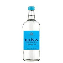 Hildon Naturally Pure Still Non-Sparkling Mineral Water, 25.3 fl oz 12 Glass Bot