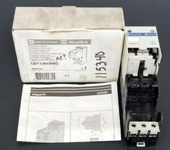 NIB TELEMECANIQUE LD1-LB030BC CONTACTOR BREAKER 21V/50HZ 24V/60HZ LD1LB030BC