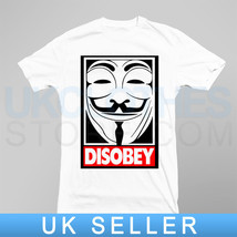 Disobey Fuckdown Trapstar Dope Obey Jeunesse GaspillÉe Last Kings T Shirt - $21.73