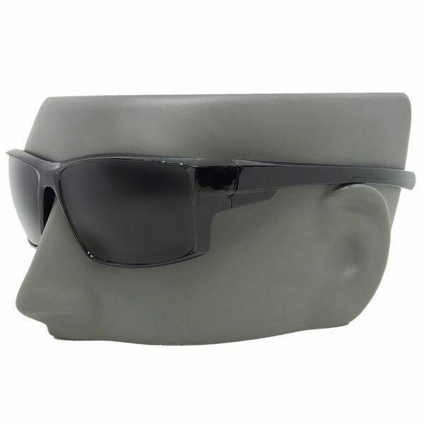 New Eyewear Mens Fashion Designer Sunglasses Shades Wrap Retro Rectangular image 3