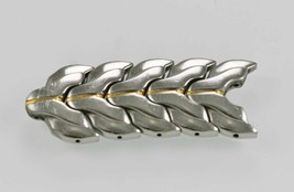 Seiko Kinetic Windward SKH064 SKA058 Herren Edelstahl Fünf Silber Gold L... - $27.99