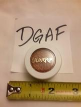 New COLOURPOP Super Shock Eye Shadow Eyeshadow Ultra Glitter ~ DGAF ~ 0.07 oz - $9.00