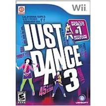 Ubisoft 008888176770 Just Dance 3 for Nintendo Wii - $25.14