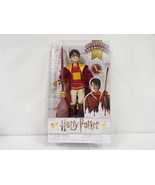 """NEW 2018 Wizarding World Harry Potter 12"""" Harry Potter Doll Quidditch Qu... - $27.79"""