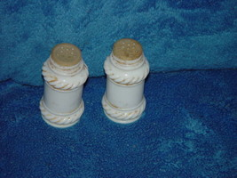 White Milk Salt & Pepper Shakers - $22.00
