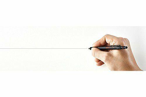 rOtring 1904442 600 Mechanical Pencil, 0.7 mm, Black Barrel