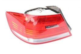 07-10 BMW E93 328i 335i M3 Convertible Outer Tail Light Lamp Driver Left LH