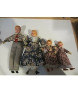 Vintage Dollhouse Caco Concord Dolls and more made in Germany - $95.00