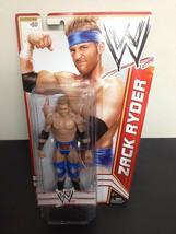 Zack Ryder WWE 2012 Superstar # 60 Wrestling Action Figure NIB Mattel NIP WWF - $29.69