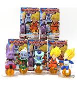 Dragon Ball SUPER Super Saiyan Son Goku Vegeta Champa Frieza Vados  PVC ... - $28.00