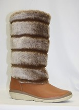 """Women's Timberland Congac Fur 14"""" and Roll Top Boots - $111.20 CAD"""