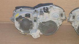 03-07 Mercedes W203 C230 C280 Xenon Headlight Head Light Lamps Set L&R POLISHED image 10