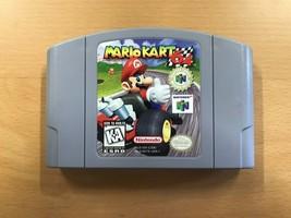Mario Kart 64 (Nintendo 64, 1997) - $32.31