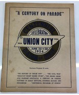 Rare A Century on Parade Centennial Diadem of Dixie Union City Tennessee... - $70.11