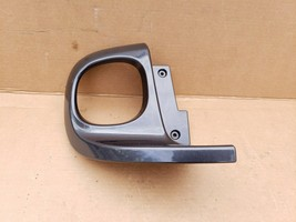 2014-16 Fiat 500L Rear Bumper Tail Light Corner Cap Trim Driver Left LH image 1