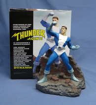 Rare DC Direct THUNDER Agent Dynamo Porcelain Statue Limited Edition 346... - $124.99