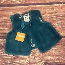 Gymboree fleecy baby vest size 12-18m NWT - $31.36