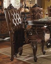 Acme Versailles 2-Tone Light Brown Arm Chair Set Of 2 - $894.19