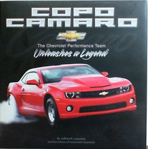 Copo Camaro: The Chevrolet Performance Team Unleashes a Legend  NEW Book - $24.70