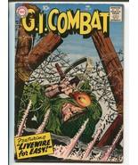 G.I. Combat #57 1958-DC-pre Sgt Rock easy Co. story-Russ Heath-FN/VF - $394.06