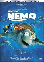 DVD - Finding Nemo (Two-Disc Collector's Edition) 2-DVD  - $13.94
