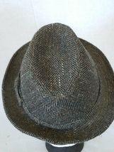 Dorfman Pacific Co. Gray Grey Fedora Hat image 3
