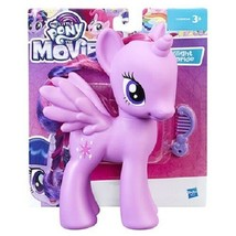 Hasbro My Little Pony The Movie Twilight Sparkle 8-Inch Action Figure Wi... - $14.49
