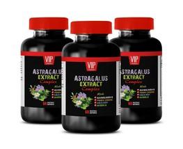 adaptogenic herbs - ASTRAGALUS COMPLEX 770MG - natural immunity booster 3B - $33.62