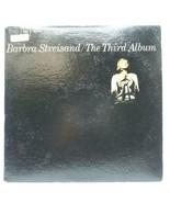 Clásico The Third Barbra Streisand Record Álbum Vinilo LP - $30.32