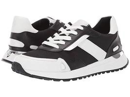 MICHAEL Michael Kors Monroe Trainer Black White - $159.00