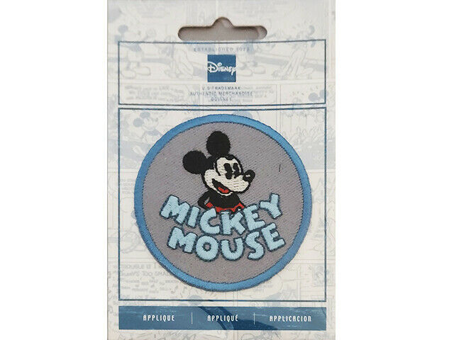 Wrights Disney Iron-On Applique, Mickey Mouse, #1937524001