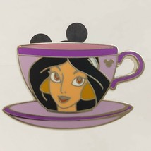 JASMINE Aladdin Princess Teacups Hidden Mickey 2009 Disney Pin 71405 - $10.88