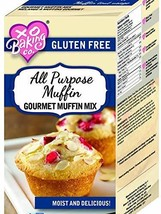 XO Baking All Purpose Muffin Mix, 16.4 Ounce