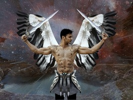Custom Conjuration - Powers Angel - Ferocious Angelic Warriors and Hunters  - $99.99
