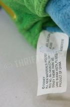 """Disney Parks 10"""" Blue Yellow Mickey Mouse Stuffed Plush Toy With Original Tags image 10"""