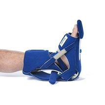 Comfy Splints Adjustable Boot with Strap: Adult, Dark Blue, Headliner - $73.99