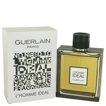 L'homme Ideal by Guerlain Eau De Toilette Spray 5 oz for Men - $82.00