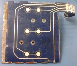 Maytag Whirlpool  Washer Membrane Switch  2068090 62068090 23003647 - $9.89