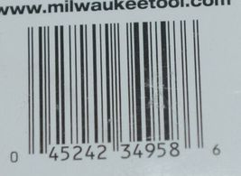 Milwaukee 48324006 Shockwave Impact Drill Drive Set 40 Pieces image 7