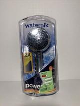 Waterpik XAS-643E PowerPulse Hand Held Shower Head, Chrome - $29.99