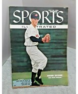 Sport Illustrated  May 30 1955 Herb Score Cleveland Indians Indy 500 A S... - $14.84