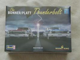 FACTORY SEALED Bonner/Platt Thunderbolt T-Bolt by Revell for Model King ... - $39.59