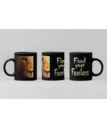 Find Your Fearless Mug 15oz | Gifts For Her | Gifts For Him - $19.99