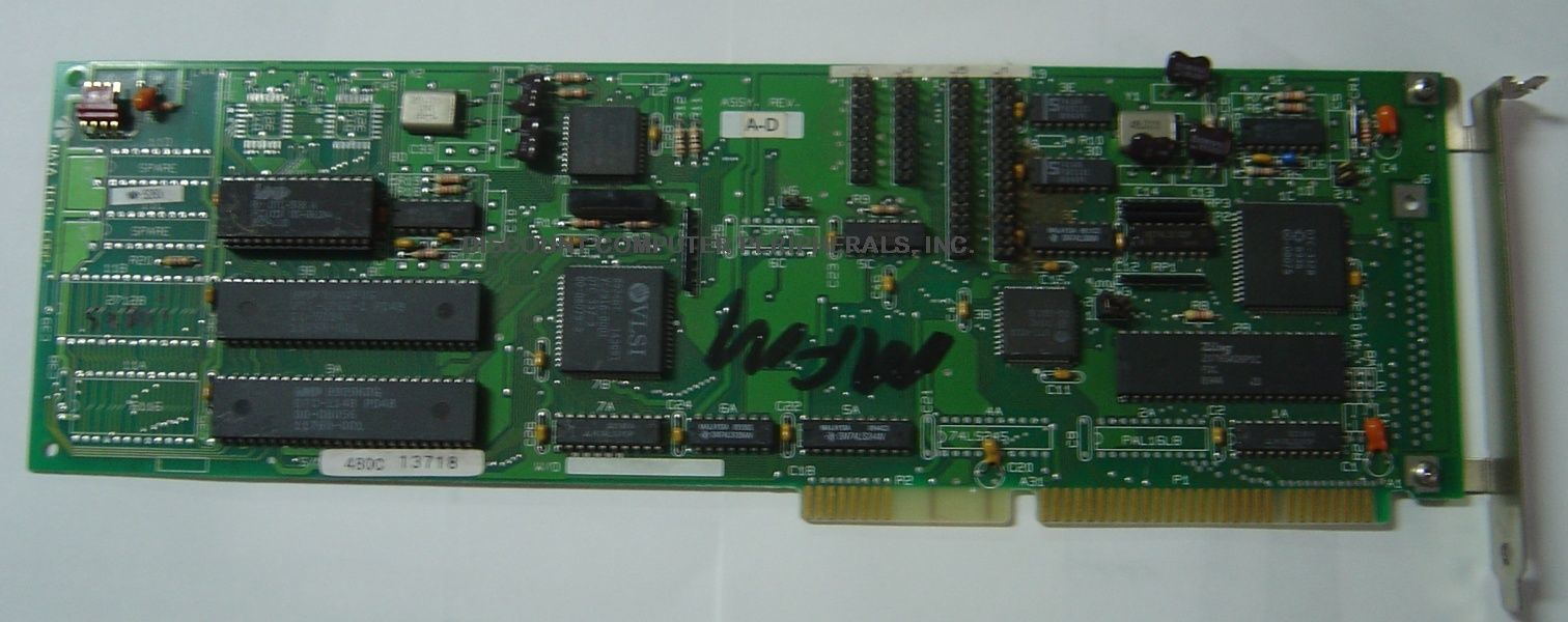 16BIT ISA Vintage MFM Hard Drive Controller DTC 5280I AS IS